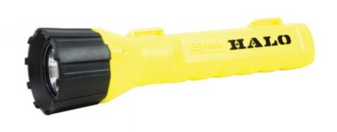 Halo Intrinsically Safe Torch - White LED