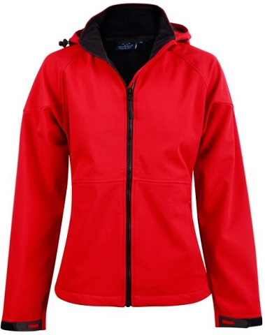 Winning Spirit Aspen Softshell Hooded Jacket JK34