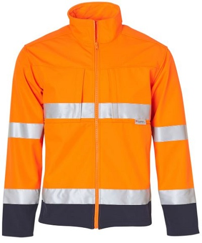 Winning Spirit Hi Vis Safety Jacket SW29